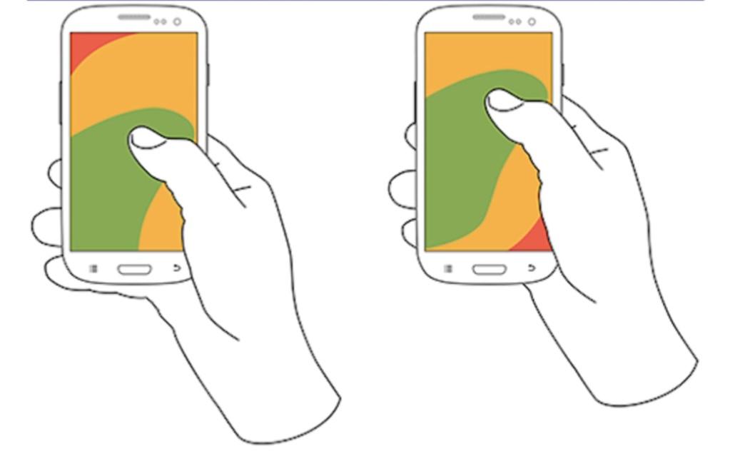 Navigation sur mobile : stratégie mobile & conversion - k4tegori