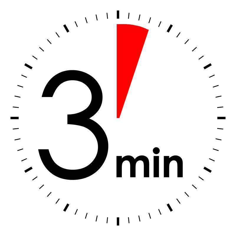 3 minutes dwell time - agence k4tegori seo